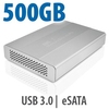 Mercury Elite Pro mini SSD USB3 & Esata SSD 500GB