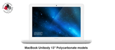 "Battery MacBook Unibody 13"" Late 2009-Mid 2010 Polycarbonate + T"