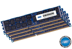 128GB KIT (4x32GB) PC3-10600 DDR3 ECC Reg 1333MHz 240 Pin