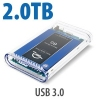 Mercury On-The-Go Pro USB3 SSD 2TB