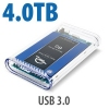 Mercury On-The-Go Pro USB3 SSD 4TB
