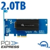 2TB Accelsior 1M2 PCIe NVMe SSD