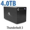 ThunderBay 4 mini TB3 SoftRAID XT 4TB HDD