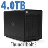 ThunderBay 4 TB3 SoftRAID XT 4TB