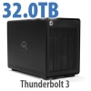 ThunderBay 4 TB3 SoftRAID XT 32TB