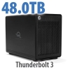 ThunderBay 4 TB3 SoftRAID XT 48TB