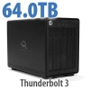 ThunderBay 4 TB3 SoftRAID XT 64TB