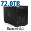 ThunderBay 4 TB3 SoftRAID XT 72TB