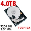 HDD 3.5-Inch 7200RPM 64MB Cache 4.0TB
