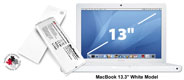 "Battery MacBook 13"" White"
